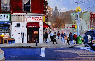Paisajes Urbanos de Nueva York