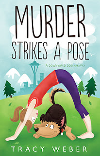 Cover art for Murder Strikes a Pose