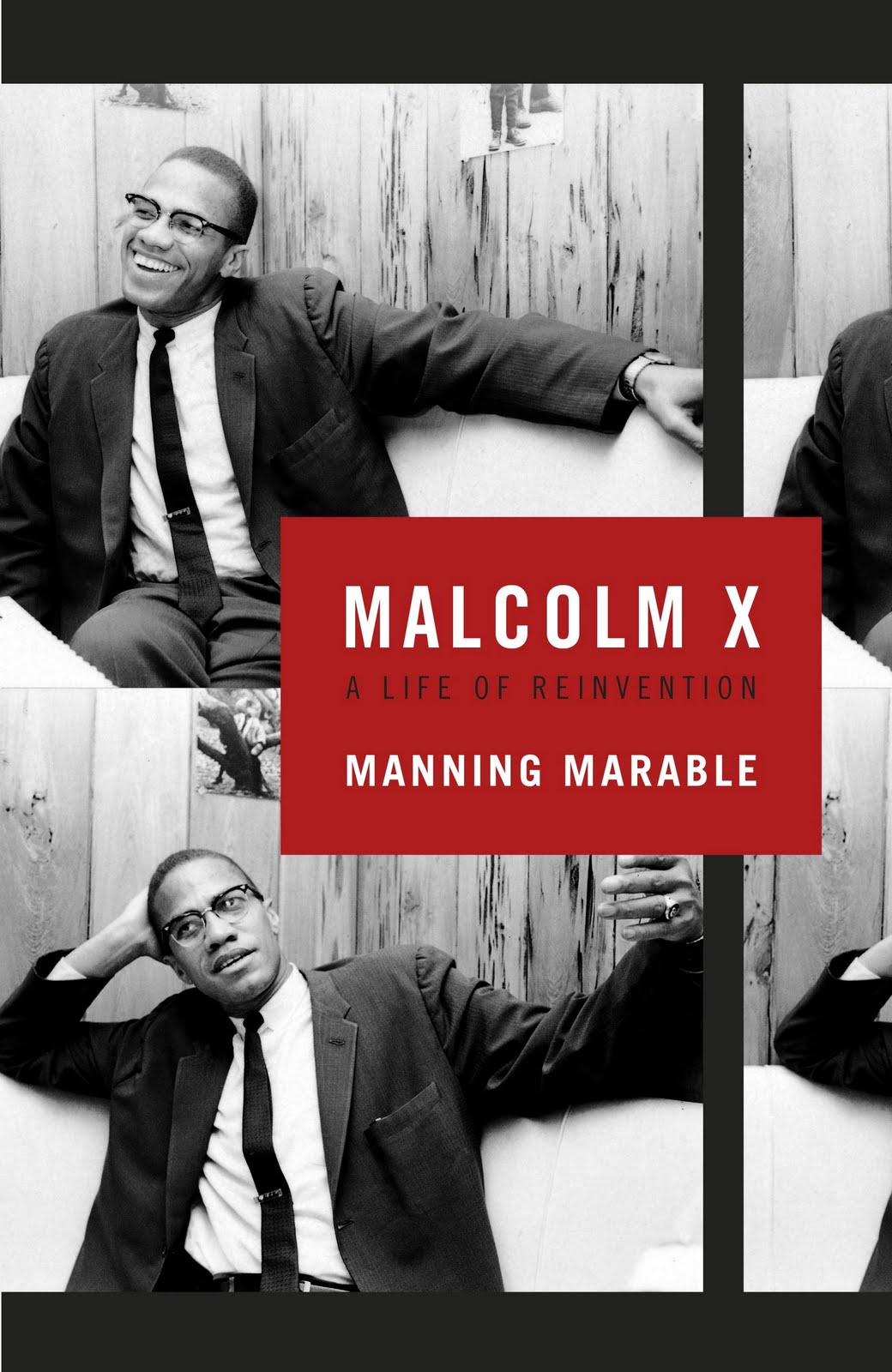 New Non Fiction Malcolm X A Life Of Reinvention By Manning Marable