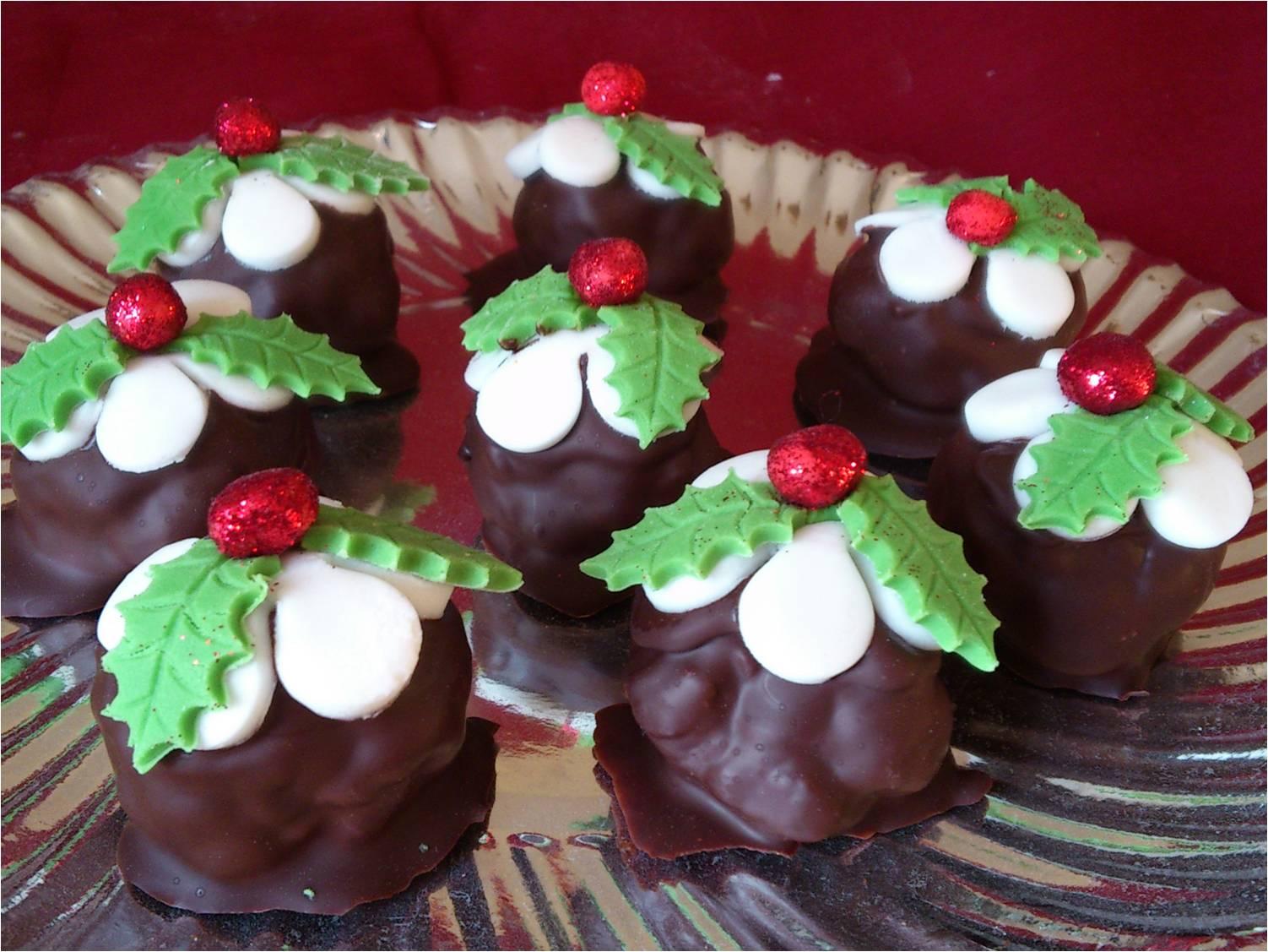 Easy small christmas cakes recipes