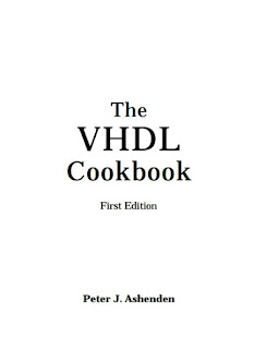 The VHDL Cookbook, First Edition