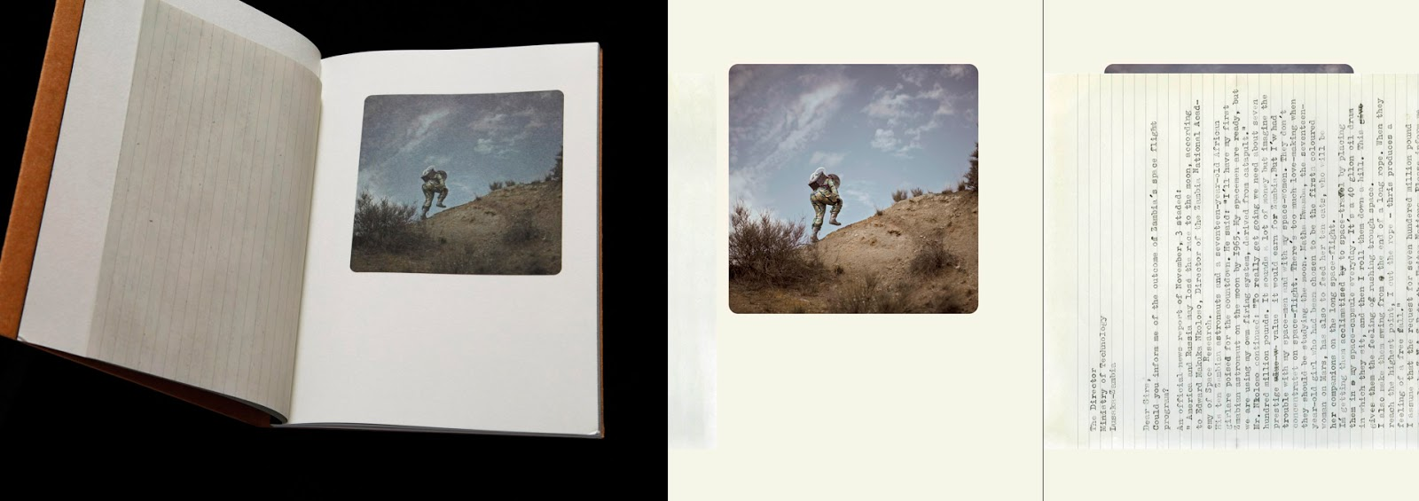 The digital photobook the afronauts by cristina de middel the app will be compatible with both ipad and iphone and will launch on april 17th costing 599 jeuxipadfo Images