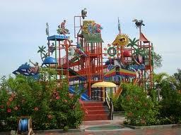 Hukum Mengujungi Tempat Rekreasi Anak Yang Di dalamnya Terdapat Patung