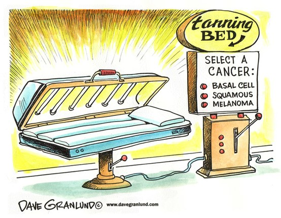 Will Tanning Beds Cause Skin Cancer