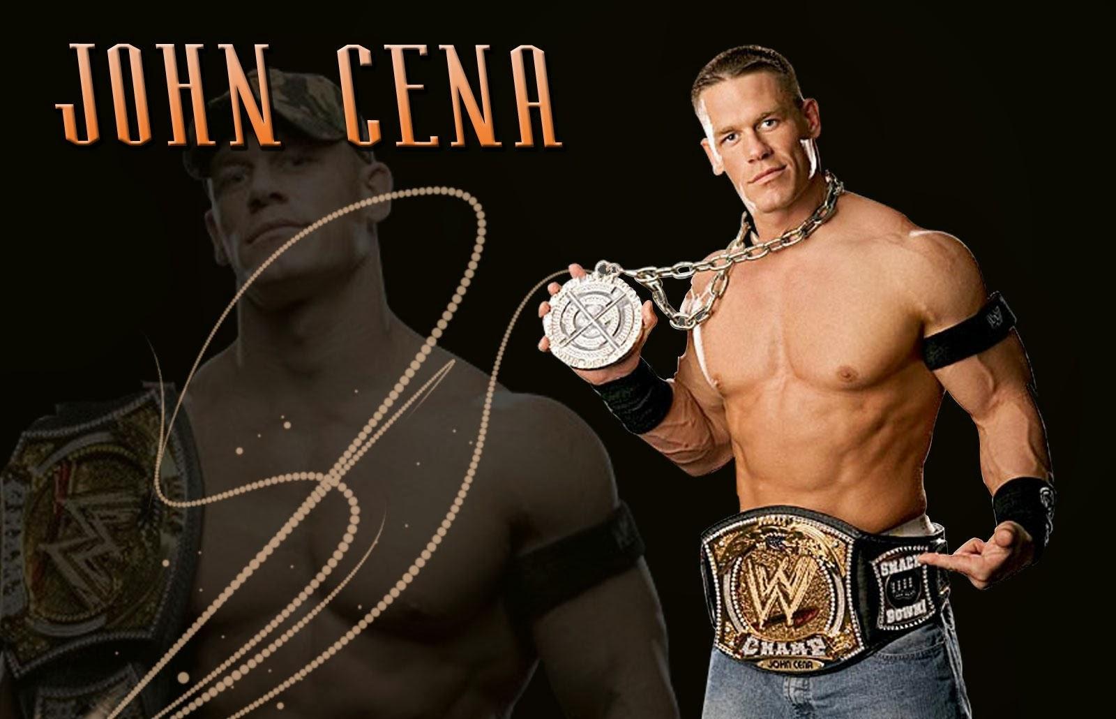John Cena Wallpaper 2013 World Heavyweight Champion