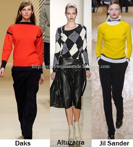 тънки дамски пуловери в мъжки стил