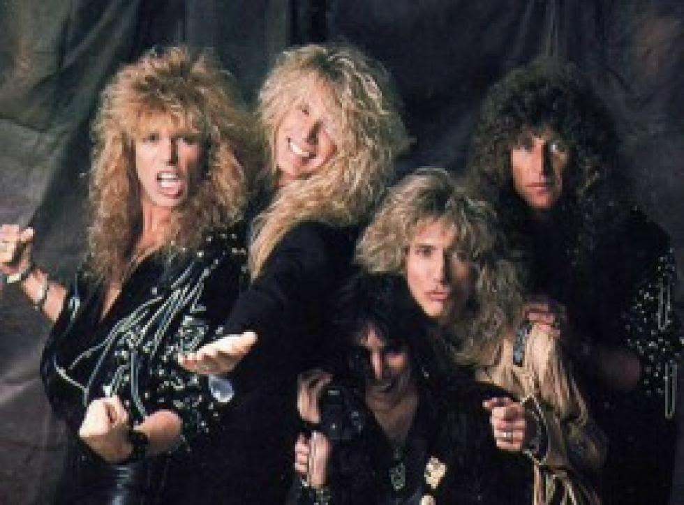 Whitesnake 1987 Versions
