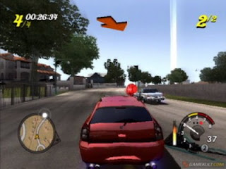 L.A. Rush Ps2 Iso Mega Ntsc Descargar Juegos Para PlayStation 2