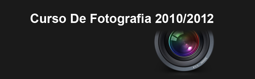 Curso De Fotografia 2010/2012