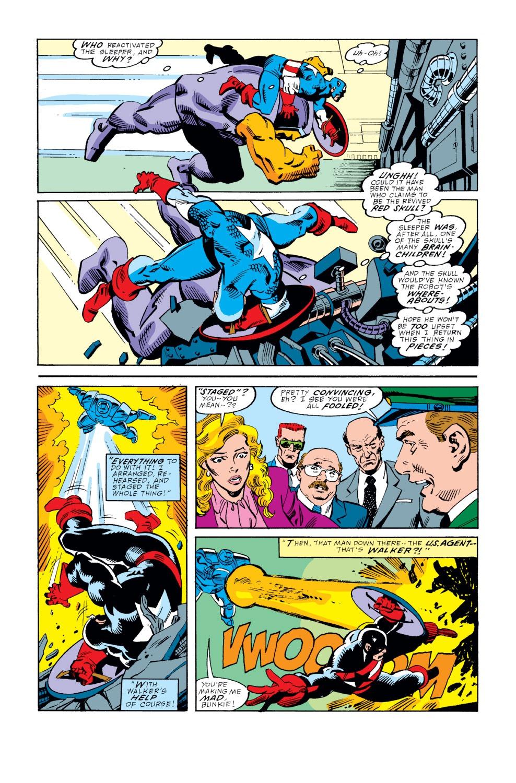 Captain America (1968) Issue #354 #286 - English 18