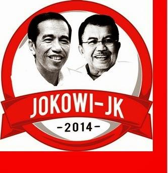 Jokowi-JK Menang