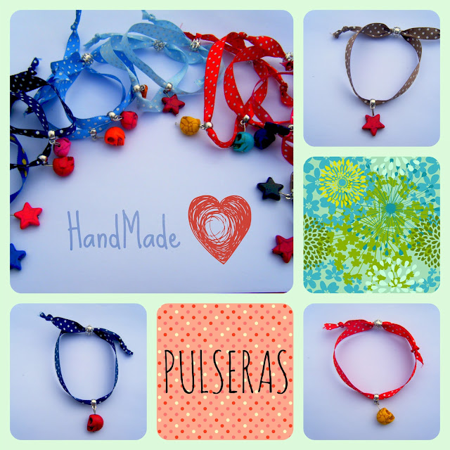 Collage pulseras lunares