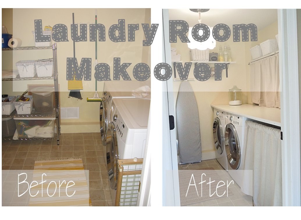 Small Laundry Room Makeovers | Homes Decoration Tips