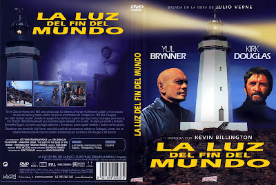 CARÁTULA: La luz del fin del mundo (1971) The Light at the Edge of the World