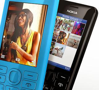 Spesifikasi Lengkap Nokia Asha 206 Dual SIM terbaru