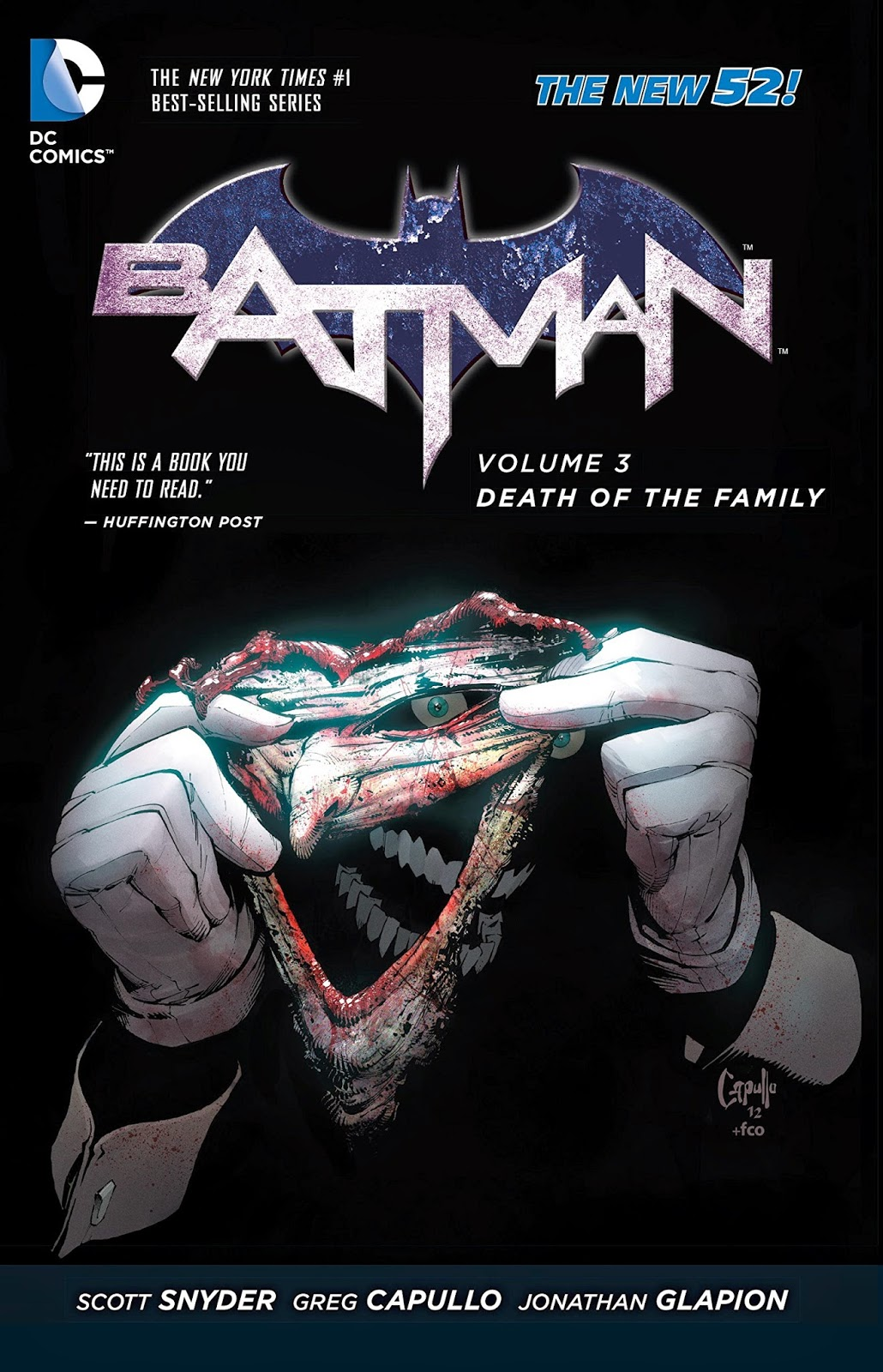 Batman: Death of the Family