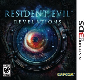Resident Evil, Resident Evil Revelations, 3DS, Nintendo 3DS, handheld gaming, Nintendo, Survival Horror, gaming, video games, article, news, Future Pixel