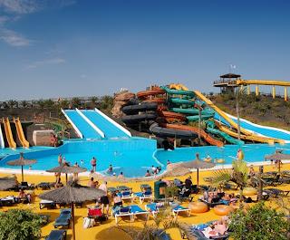 baku water park fuerteventura