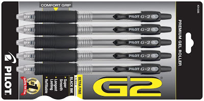 Pilot G2 Ultrafine