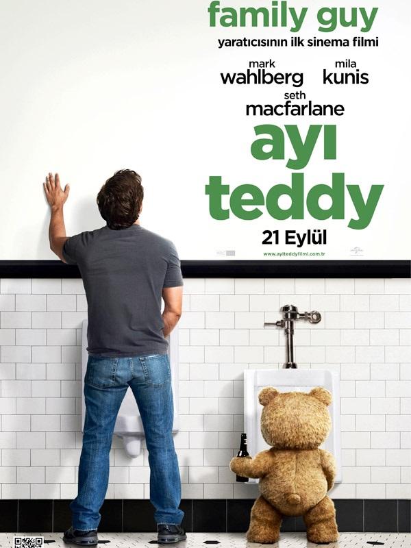 Ayı Teddy 1 (2012) 1080p Film indir