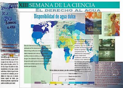 XIII Semana de la Ciencia - Biblioteca de Derecho UAM