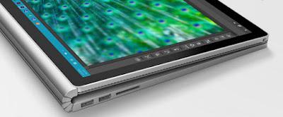 الكمبيوتر المحمول microsoft surface book