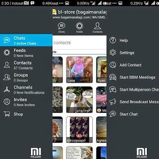 BBM MIUI All Version 2.8