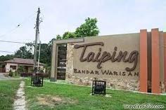 Taiping Bandar Warisan