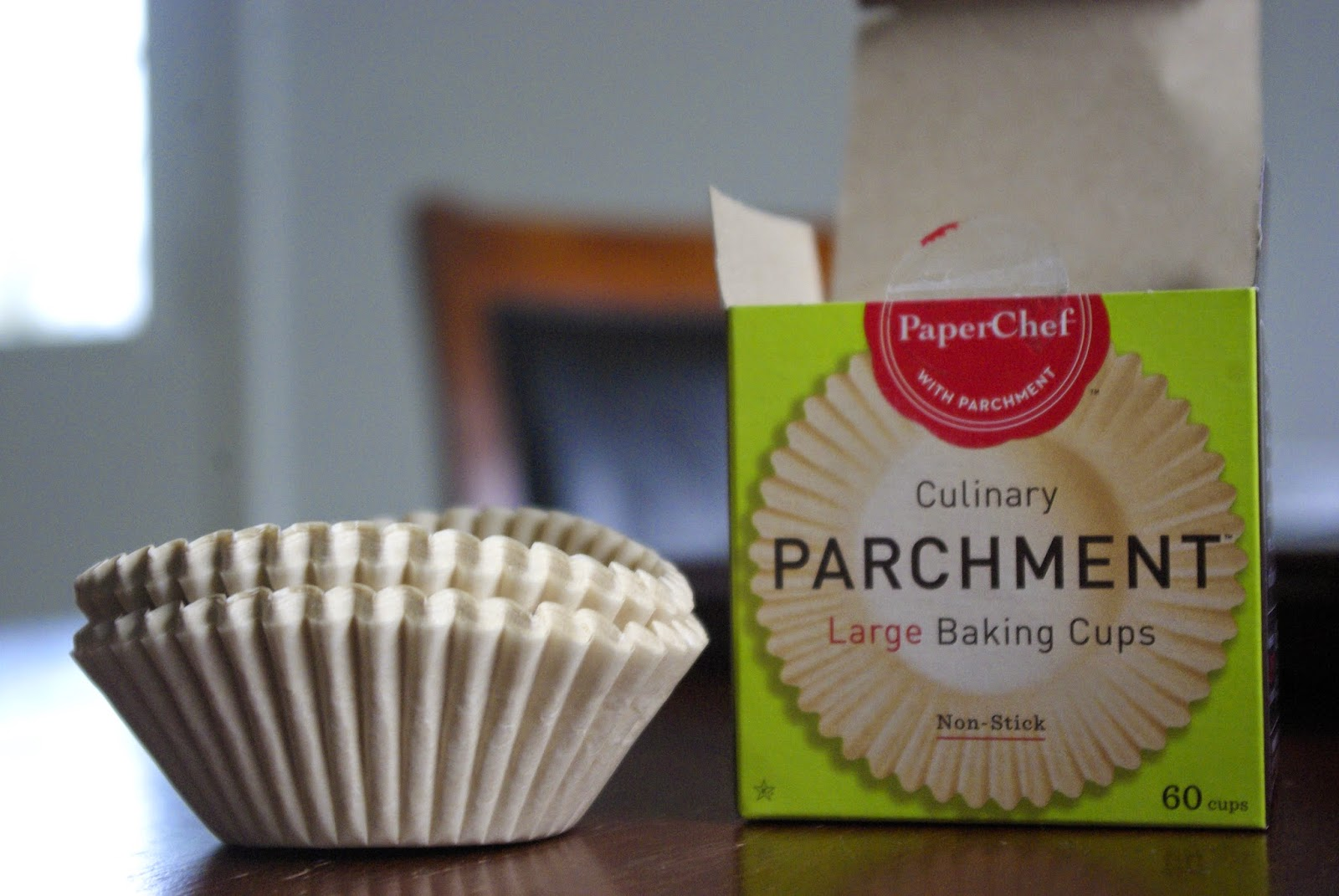 PaperChef Large Baking Cups