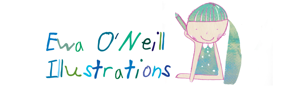 Ewa O'Neill :: illustrations