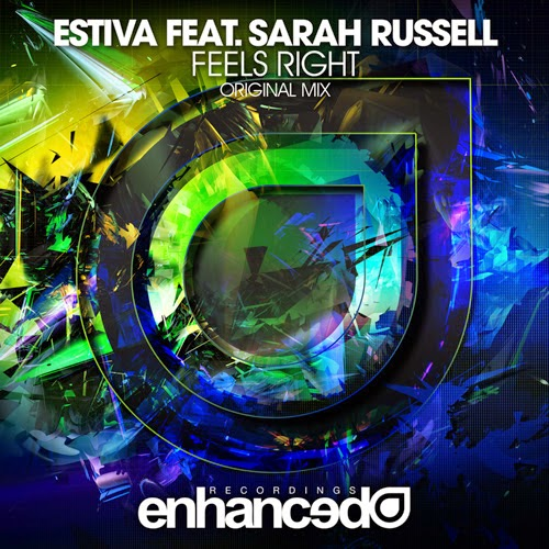 Estiva feat Sarah Russell  Feels Right