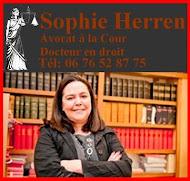 AVOCAT EN DROIT PUBLIC Maître Sophie Herren
