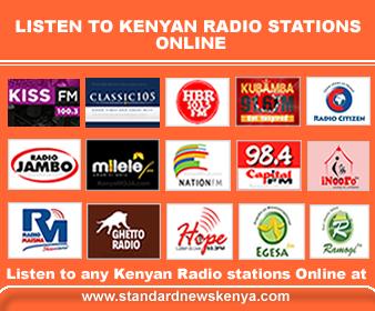 LISTEN TO KENYAN RADIO ONLINE