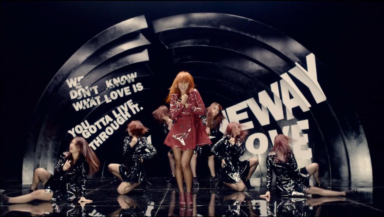 Kpop  Hyolyn - One Way Love                    Hyolyn One Way Love Gif