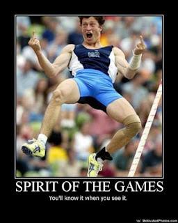 Ολυμπιακοί Αγώνες: Η γιορτή του ολοκληρωτισμού!