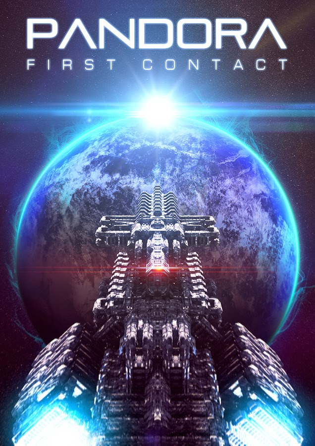 Pandora First Contact PC Game Cover