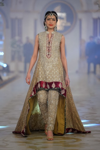 Day 2 Of Pakistan S Other Bridal Fashion Week Pbcw