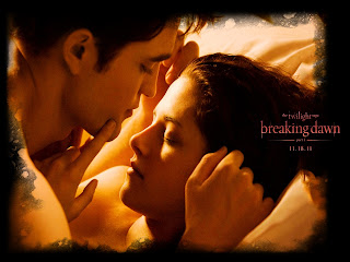 2011 Twilight Saga Breaking Dawn Part1 Couple HD Wallpaper