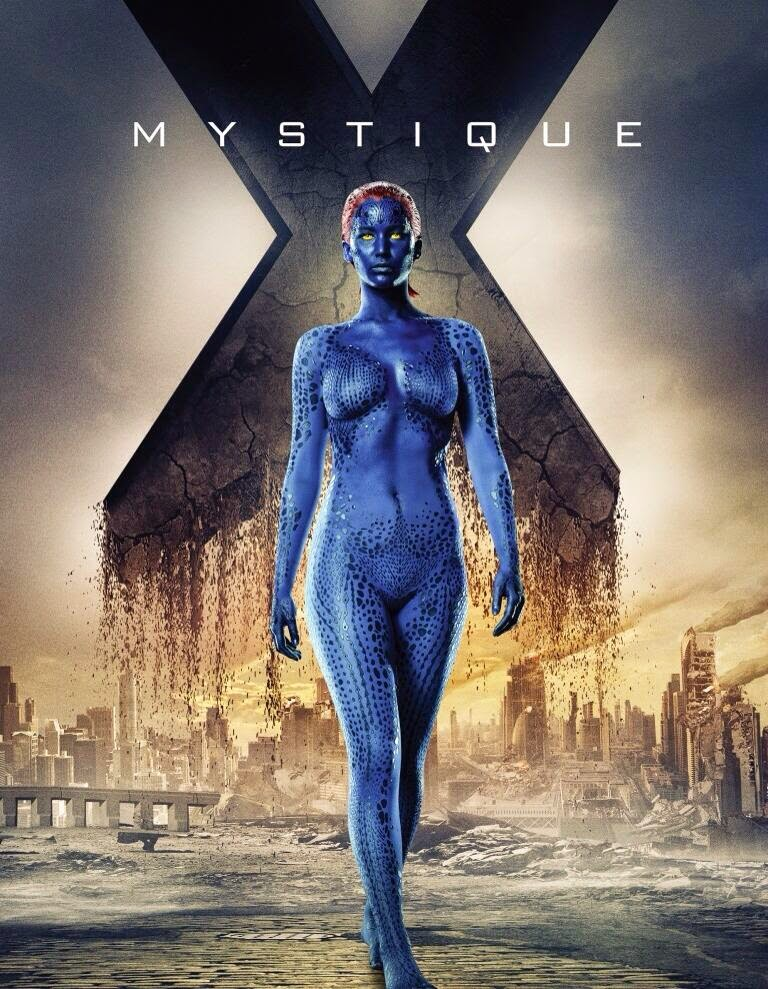 X-men days of future past - mystique