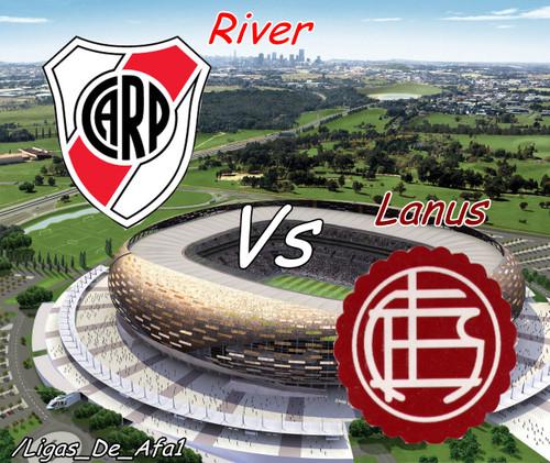 Pronóstico River Plate vs Lanús
