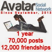 Avatar Social Network