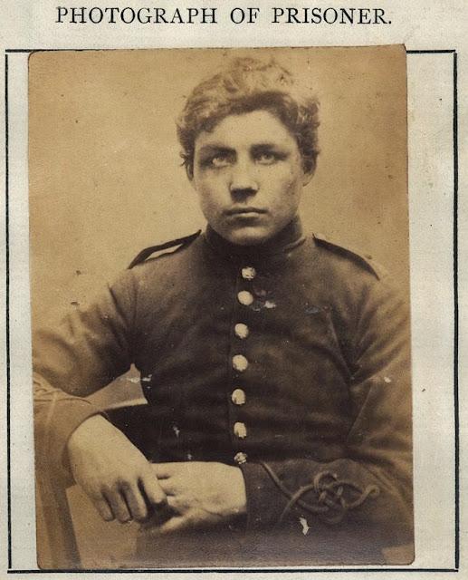 Penas a los delincuentes juveniles en el siglo XIX