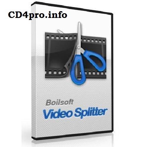 Boilsoft Video Joiner / Splitter 6.57.5 / 6.34.4 Shareware / English скачат