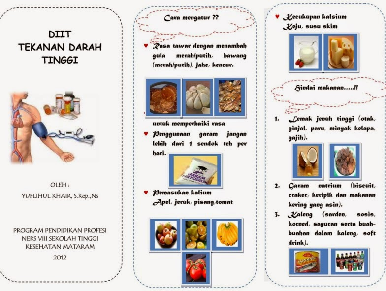 Leaflet Diabetes Melitus 2