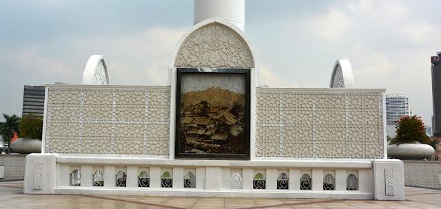 Merdeka Square Kuala Lumpur memorial