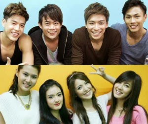 NEWBIES in MEDIACORP