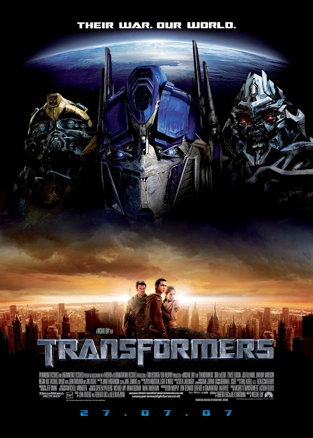 Transformers 2007 poster
