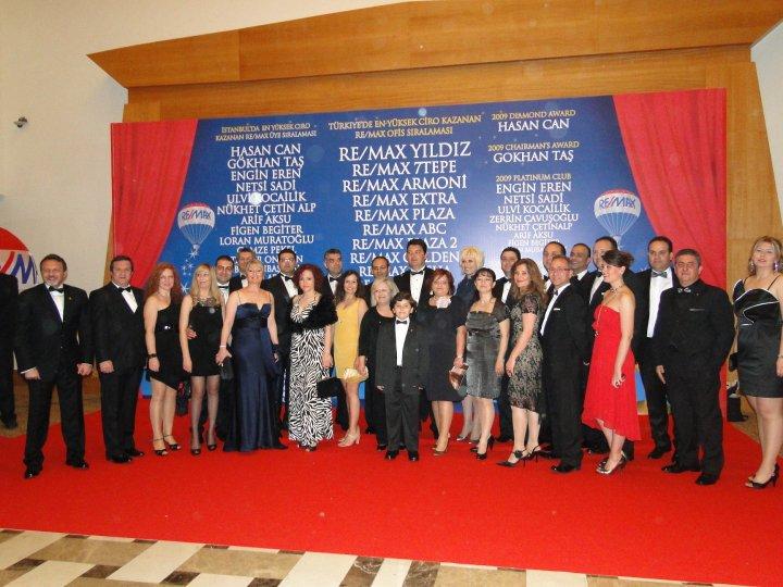 2009 - RE/MAX ÖDÜL GECESİ ANTALYA