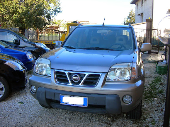 Nissan X-Trail 2.2 Dci Anno 2002 Acc. Full optional 3.000,00 Euro