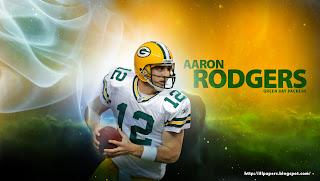 Aaron Rodgers HD Wallpapers
